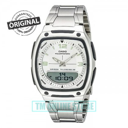 AW-81D-7A CASIO MEN ANALOG DIGITAL YOUTH AW81D7A