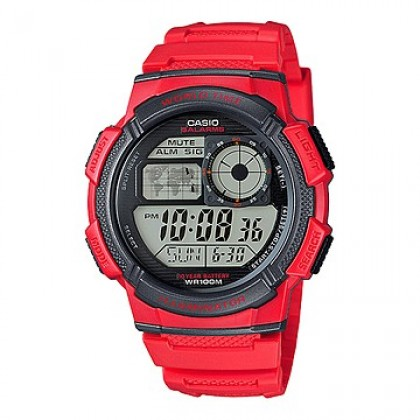 (CASIO ORIGINAL+1YR WARRANTY) AE-1000W-4A MEN'S DIGITAL SPORT WATCH