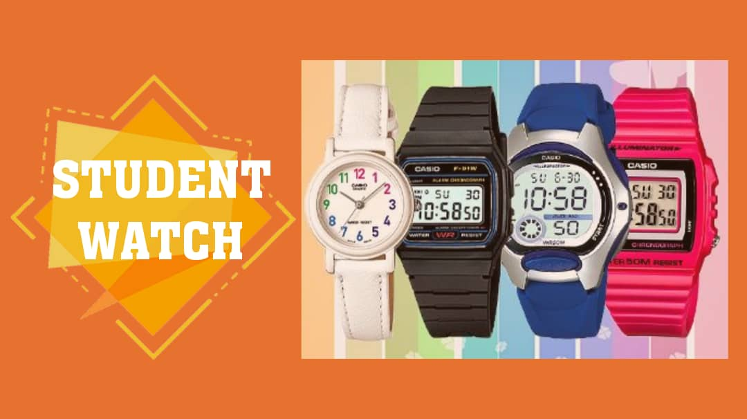 CASIO KID/STUDENT/YOUTH WATCH