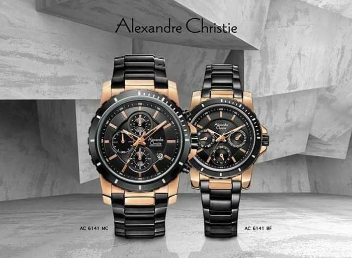AC COUPLE WATCH